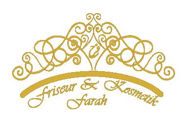 Friseur & Kosmetik Farah Erlangen Logo